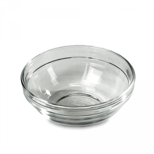 Glasbehälter rund, Ø 17 cm