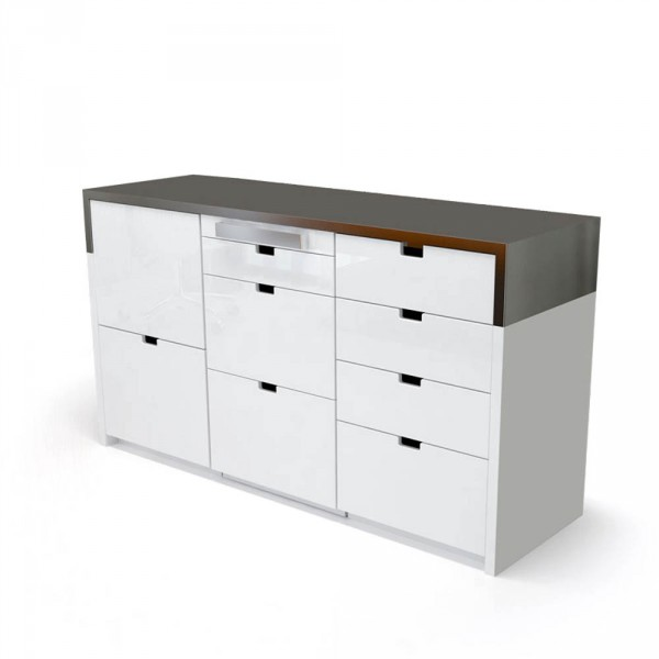 K10 Möbelserie mit drei Modulen