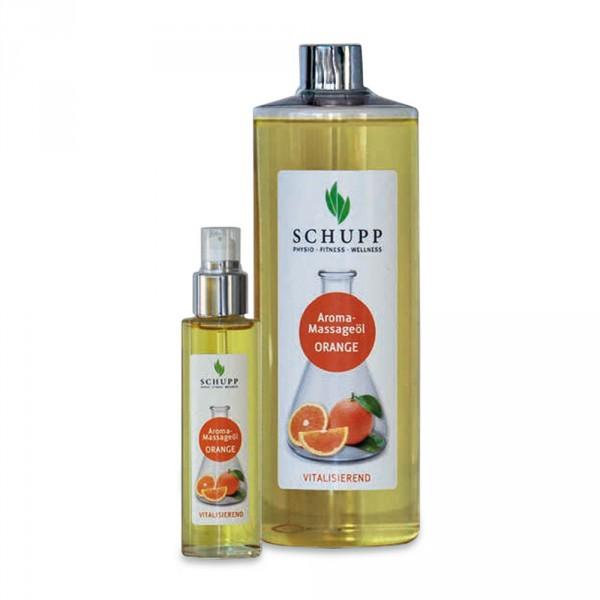 Schupp Aroma-Massageöl Orange, 500 ml