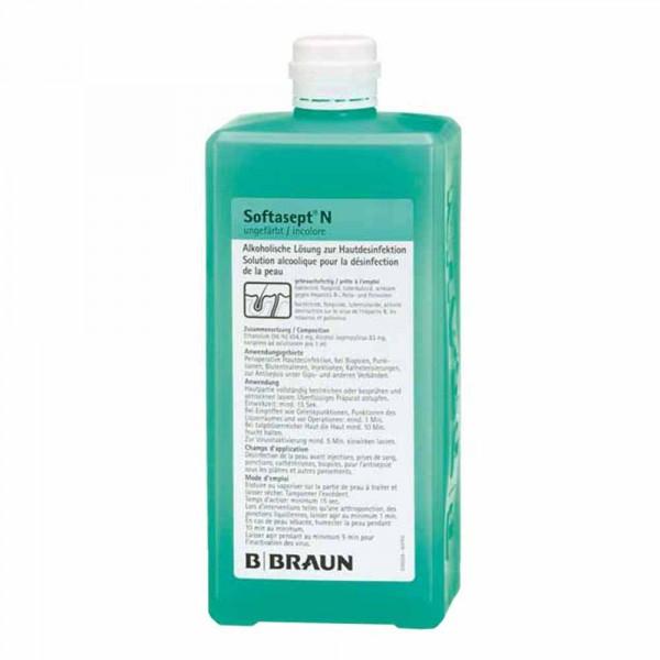Braun Softasept N® Hautdesinfektion 1L