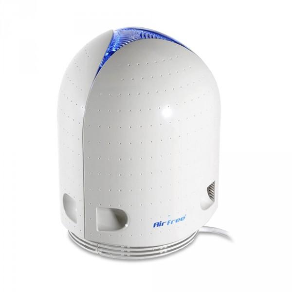 Airfree® Luftreiniger Iris 150, Weiss, max. 60m² mit Farbwechsel