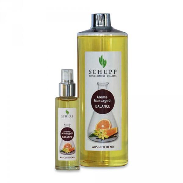 Schupp Aroma-Massageöl Balance, 500 ml