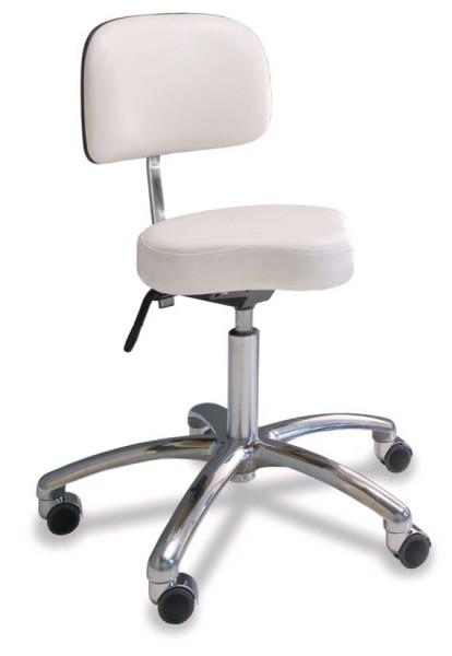 Stuhl mit Sattelsitz