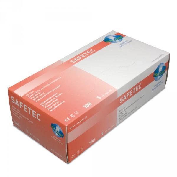 Latex-Handschuhe ungepudert M, 100 Stück
