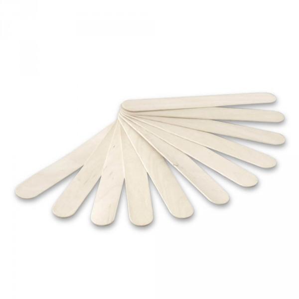 Holzspatel, 100 Stück