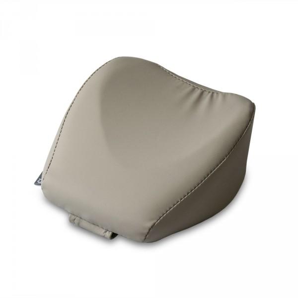 Dentalax Nackenstütze für Wellnessliegen, Macchiato (PU)