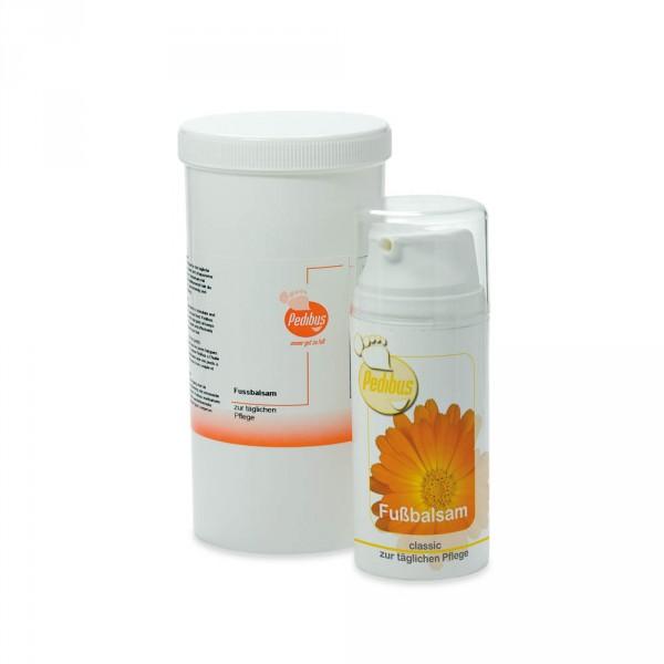 PEDIBUS Fussbalsam nicht fettend ohne Pumpe, 450 ml