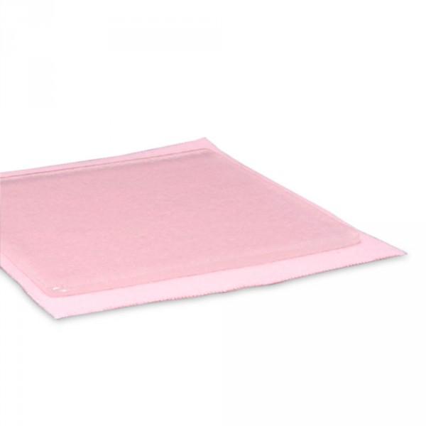 Polymer-Gelplatte, 10 cm x 10 cm, 2 Stück