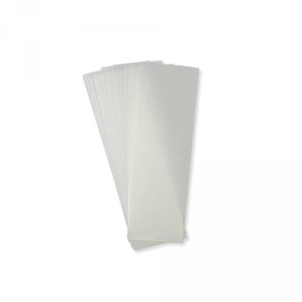 Zellglasstreifen 25 x 90 mm, 25 Stück