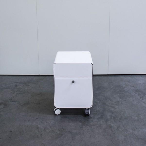 Gerätewagen Pedicart weiß, Ausstellungsstück T50