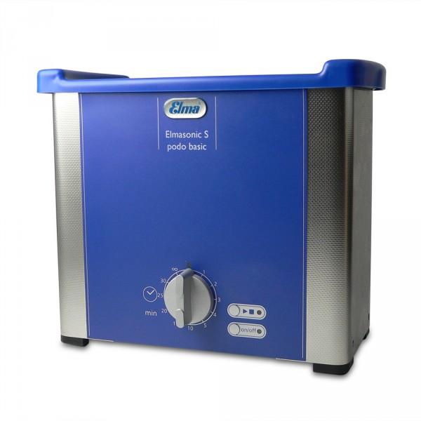 Ultraschallreinigungsgerät, Elmasonic S Podo Basic