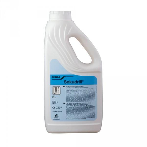 Fräserdesinfektion Sekudrill, 2000 ml