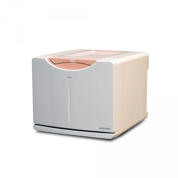 Hot-Cabi, Weiß/Pink, ca. 8 Liter Innenvolumen