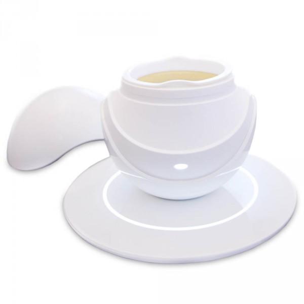 Beauty Globe, Weiß