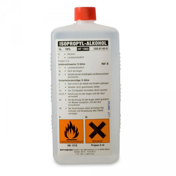 Isopropyl-Alkohol 70%, 1000 ml (LE)