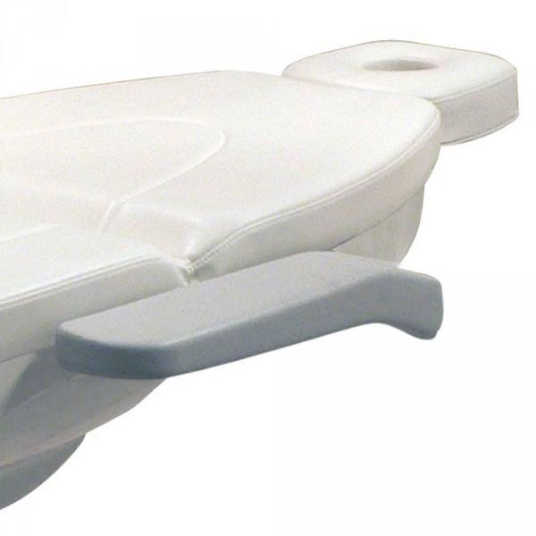 Armlehnenpaar breit für alle LR Liegenmodelle, 54x12cm (PU)