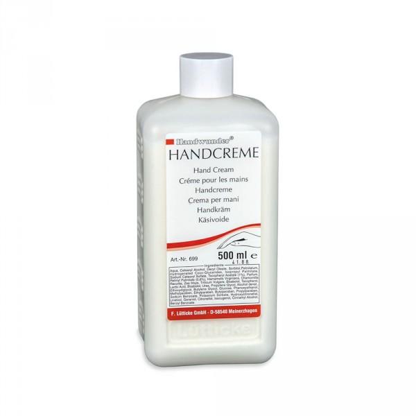 Handwunder Handcreme 500 ml Praxisflasche