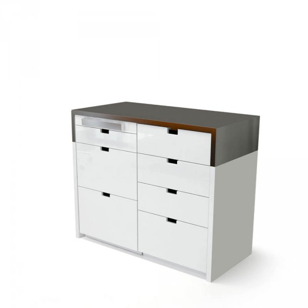 K10 Möbelserie mit zwei Modulen
