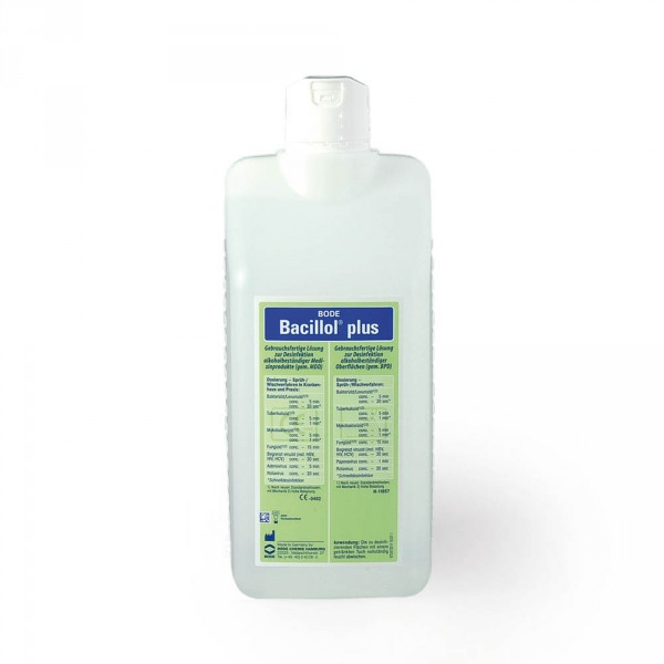 Bacillol Plus 500ml (LE)