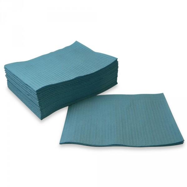 Fußpflege Servietten, PE, blau, 48 x 33 cm , 500 Stück