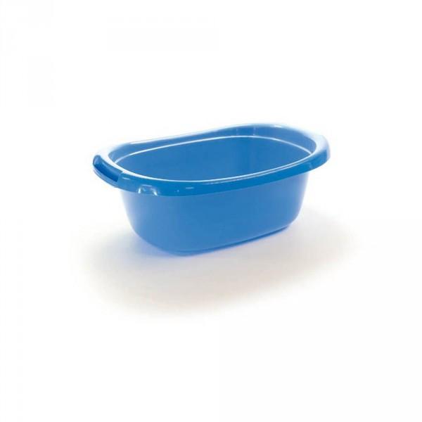 Fussbadewanne 12 Liter, blau, 48 x 34 x 16,5 cm