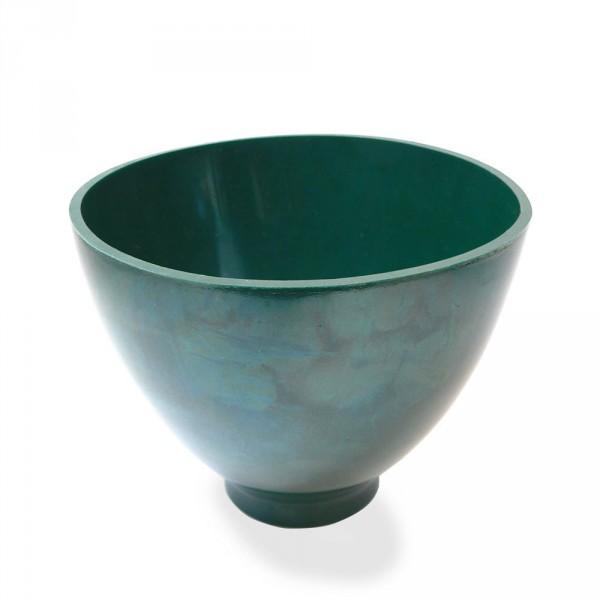 Anmischbecher für Masken, grün, 600 ml, Ø 13 cm