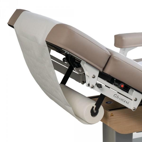 Papierrollenhalter für 601/701 RAL8022