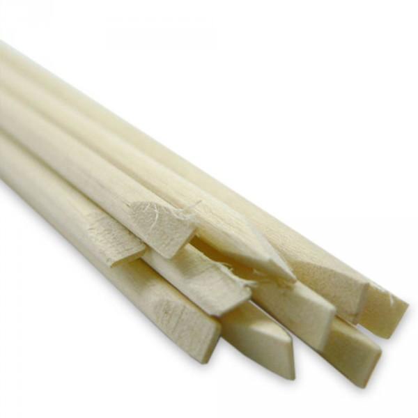 Rosenholzstäbchen, 5mm Durchmesser, 10 Stück
