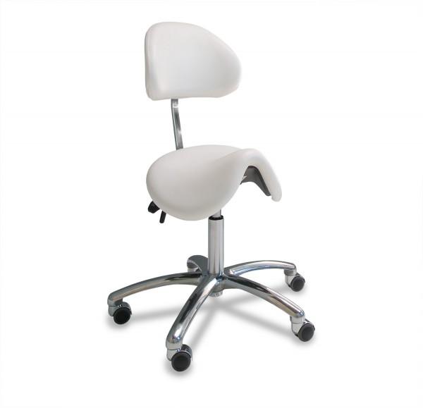 Sattelsitz-Stuhl anatomisch small