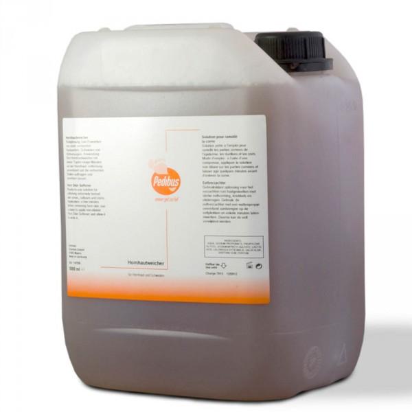 PEDIBUS Hornhautweicher, 5000 ml
