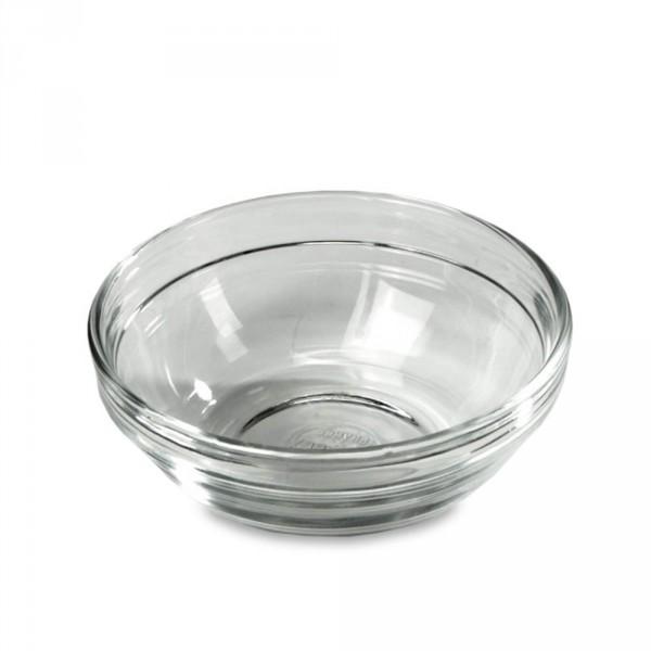Glasbehälter rund, 12cm