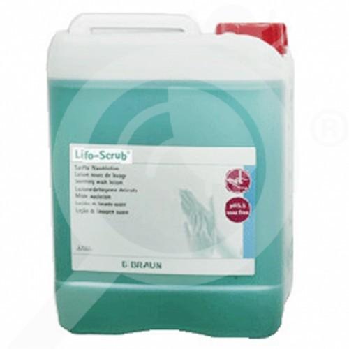 Braun Lifo- Scrub® Desinfektionsseife 5L
