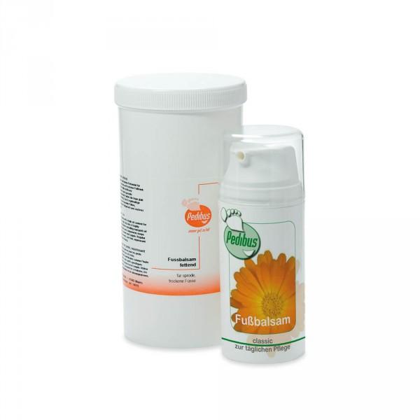 PEDIBUS Fussbalsam fettend ohne Pumpe, 450 ml