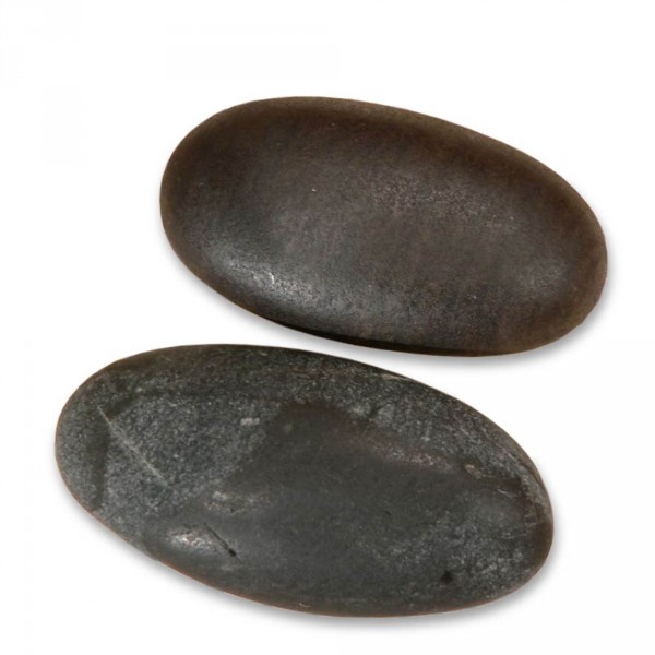 Hot Stones Trigger Point Steine, 4 Stück