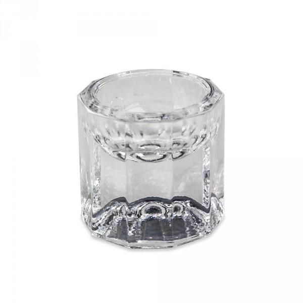 Dappenglas Klarglas