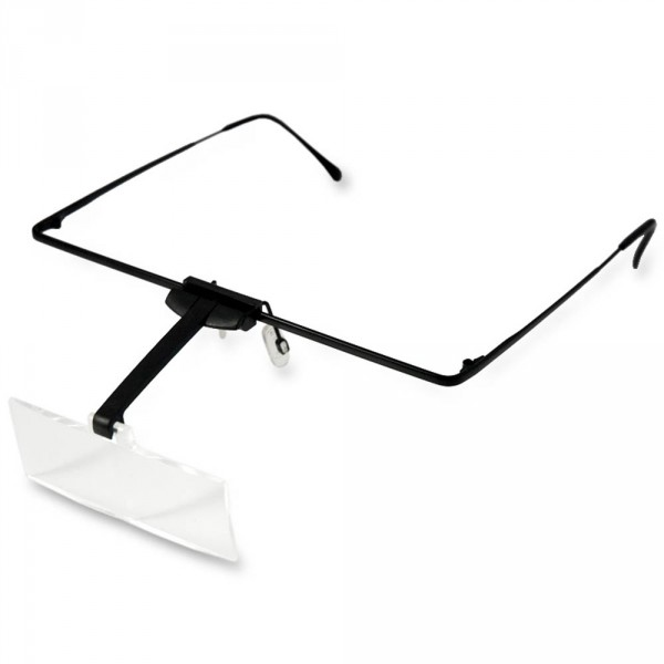 Lupenbrille 2,5 Dioptrien, 250mm Arbeitsabstand