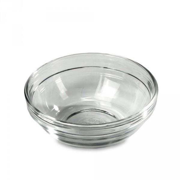 Glasbehälter rund, Ø 6 cm