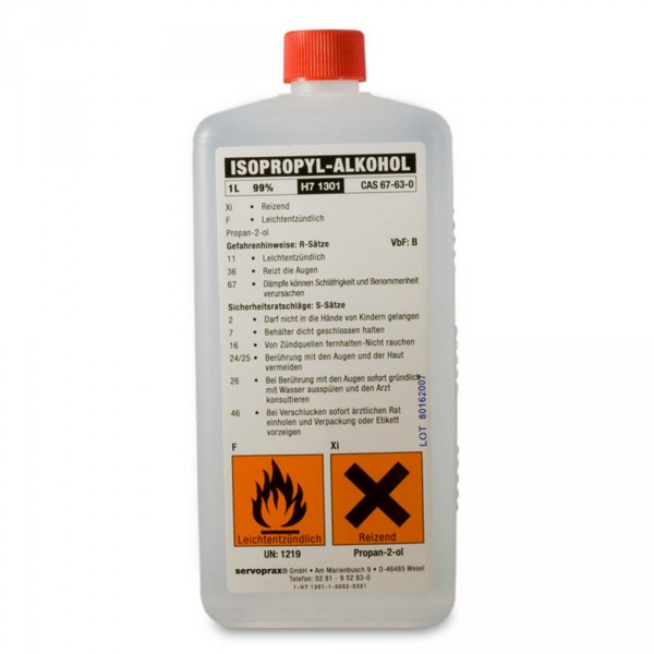 Isopropyl-Alkohol 99%, 1000 ml (LE)