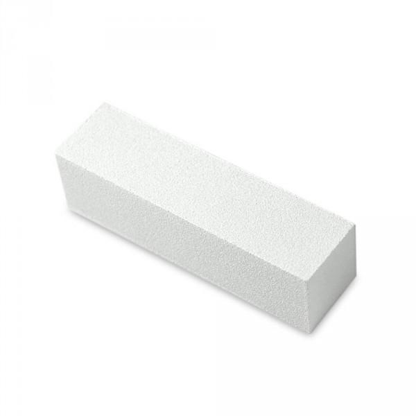 Buffer-Schleifblock, Weiß, 4-seitig, 80/80