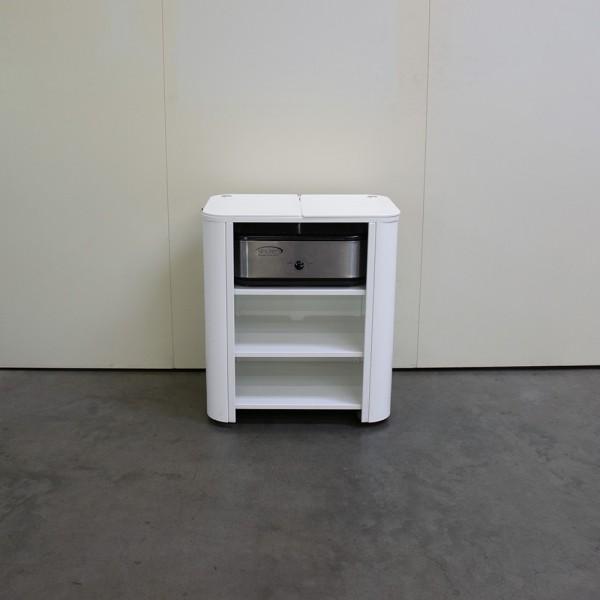 Gerätewagen Vario Select, Weiss, Ausstellungsstück G51