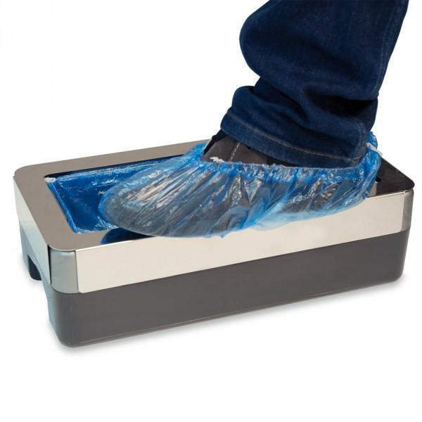 Anti-Rutsch Schuhbezüge, 100 Stück pro Packung
