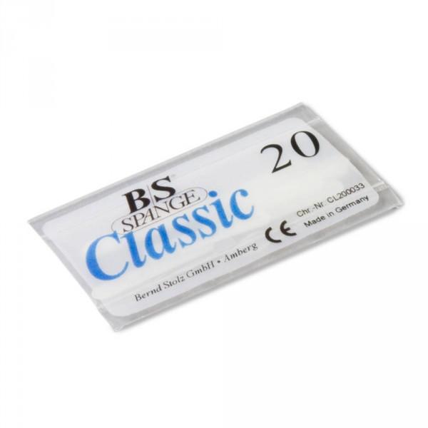 B/S Spangen 0,26 mm Gr. 20, 10 Stück