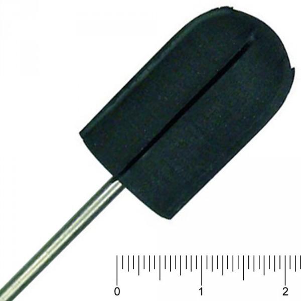 Gummiträger, groß, Ø 16mm