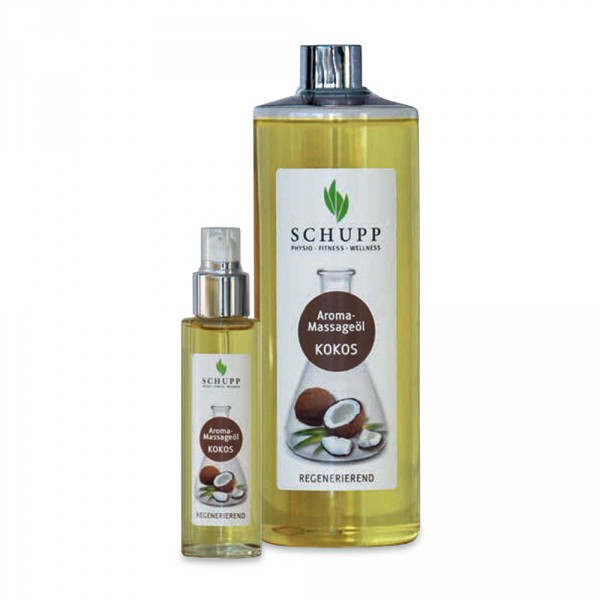 Schupp Aroma-Massageöl Kokos, 500 ml