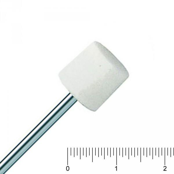 Schleifer, Weiß Edelkorund