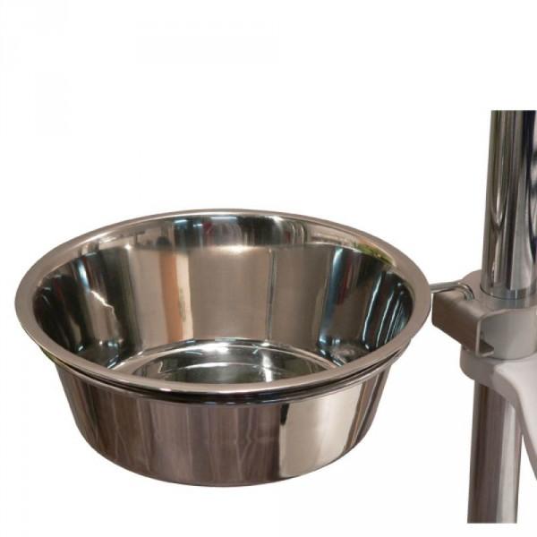 Wasserschüssel inkl. Ring und Halter